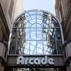 Arcade Wilhelmstraße