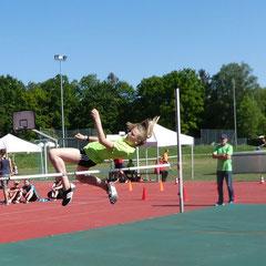 Bestleistung für Josi mit übersprungenen 1,38m !