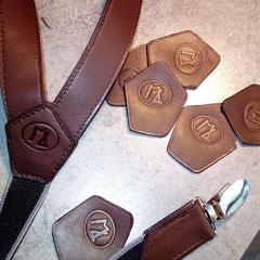 fabricant de bretelles en cuir ml-sellier