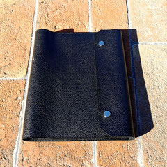 cover agenda tablet in pelle