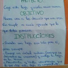 POETREE, por Mª Ángeles García Checa (detalle del proyecto)