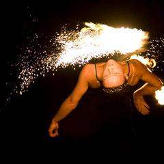 Fantômes de Flammes - Feuershows und Lightshows in Landshut bei München