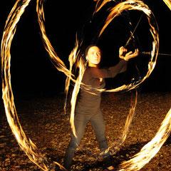 Fantômes de Flammes - Feuershows und Lightshows in Kempten im Allgäu