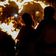 Fantômes de Flammes - Feuershows und Lightshows in Zürich