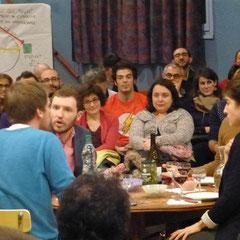 Chaingy - 13.02.2015 avec Pauline Dubreuil, Colin Guillemant, Stéphane Ramirez, et Samuel Roger