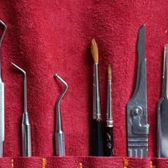 Restaurierungswerkzeug