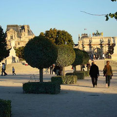 Jardin des Tuileries 75001 @Key2paris - BnB stay & visits