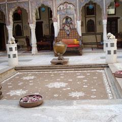 Hotel Mandawa Rajasthan