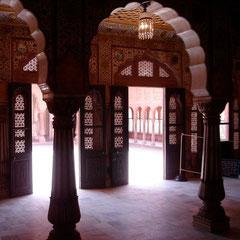 Palace Bikaner Rajasthan