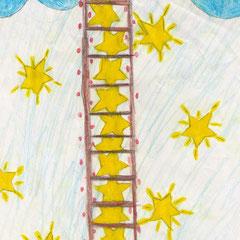 Die Sternenleiter. Von Lisa (8)