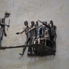 Jésus est condamné à être crucifié
