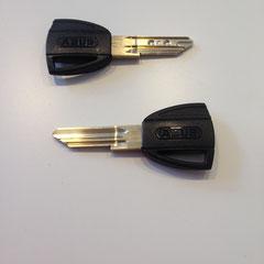 ABUS XP10 Schlüssel nachmachen