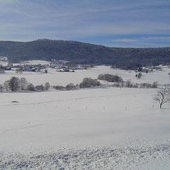 Blick auf Lindenau