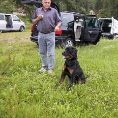 Ares mit Hans