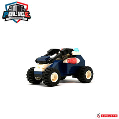 Blocks World Police Justice Vanguard (Police Jeep K36A-2)