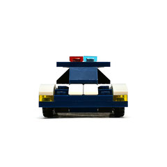Blocks World Police Justice Vanguard (Arrest Vehicle K36A-7)