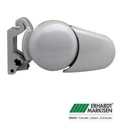 ERHARDT Markisen: Cassettenmarkise ERHARDT K SILBER RAL 9006
