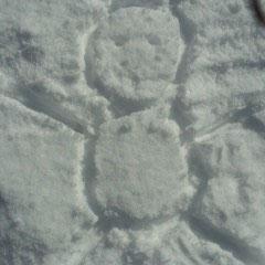 ①「2次元雪だるま」 ②ジャグラー