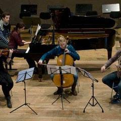 Internationale Musikakademie Berlin. Foto: Jeanette Schäfer