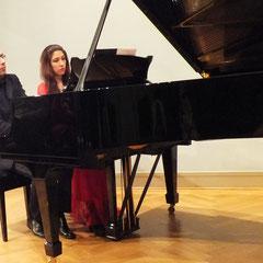 Karine Gilanyan, Hayk Melikyan, Berlin, Germany