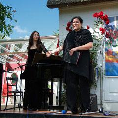 Karine Gilanyan. Foto: Jürgen Rocholl
