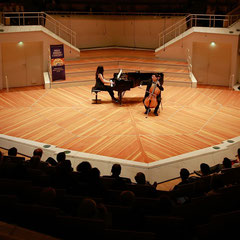 Berliner Philharmonie Rising Stars Grand Prix Internationals Music Competition. Karine Gilanyan