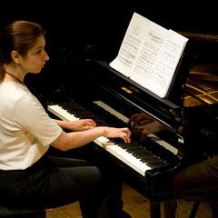 Karine Gilanyan. Konzerthaus Berlin. Foto: Jeanette Schäfer