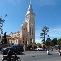 Frz. Kirche in Dalat
