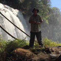 Am Elefantwasserfall