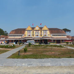 frz. Bahnhof Dalat