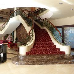 Lobby Saigon Dalat Hotel