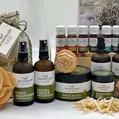 Naturkosmetik und andere Produkte aus den Bergen
