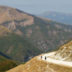Passeggiata nei Monti Sibillini