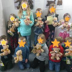 Abschluss an die Kindergartenzeit, eine tolle Erinnerung ist der kreative Workshop