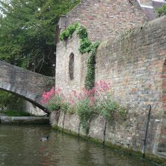 Alte Gemäuer und Brücken ohne Ende! Haben wir uns etwa verlaufen?