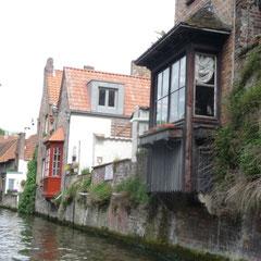 Es gibt kaum ein Haus, das nicht per Boot zu erreichen ist.