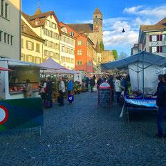Rapperswil-Jona Freitagsmarkt