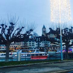 Rapperswil-Jona Seepromenade