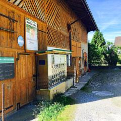 Feldbach Bauernhof bei der Seebadi