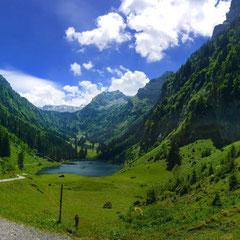 Kerenzerberg-Talalpsee