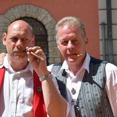 Felix und Werner