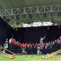 Eröffnung Jodlerfest