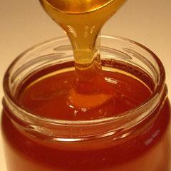 Bild: Honig im Glas