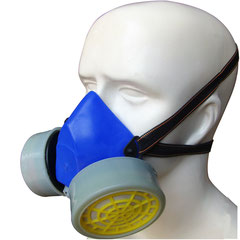 Model #2010 Respirator (Anti-Chemical) with 2-Cartridge