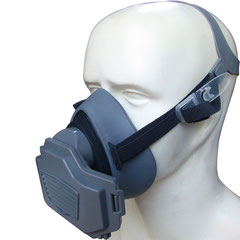 Model #3100 Respirator (Anti-Dust Filter) with Head-Band