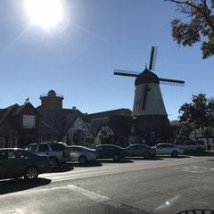 Solvang - das dänische Dorf