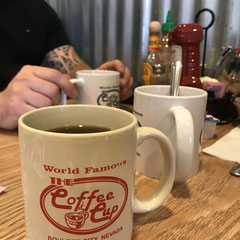 World Famous Coffee Cup Boulder City