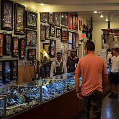 Gold and Silver Pawn Shop in Las Vegas