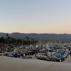 Hafen in Santa Barbara