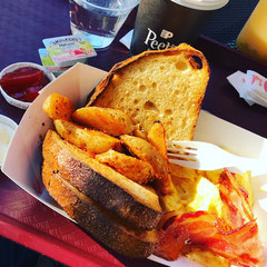 Frühstück in San Francisco